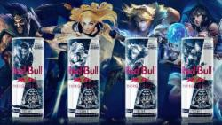 ENERGETICO RED BULL EDITION 250ML BLUE
