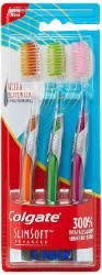 ESCOVA DENTAL COLGATE ADVANCED 3PK SLIMSOFT