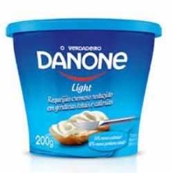 REQUEIJAO DANONE LIGHT 200g