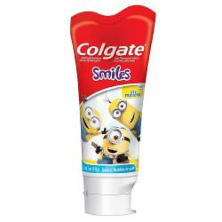 GEL DENTAL COLGATE SMILES 100G MINIONS