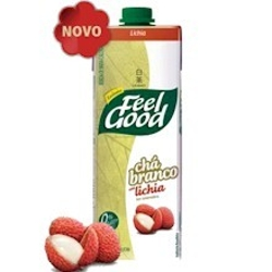 CHA BRANCO FEEL GOOD 1l LICHIA