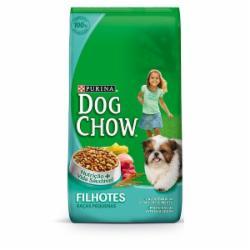 RACAO DOG CHOW P/CAES FILH. 1K RACA PEQUEPC