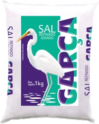SAL REFINADO GARCA 1KG
