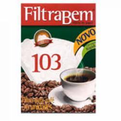 FILTRO DE PAPEL FILTRABEM 103