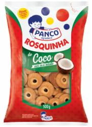 BISC. PANCO ROSQ. 500G COCO PC