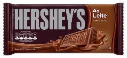 CHOCOLATE HERSHEYS 92G AO LEITE