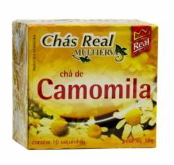 CHA MULTIERVAS C/10 SAQ. CAMOMILA UN
