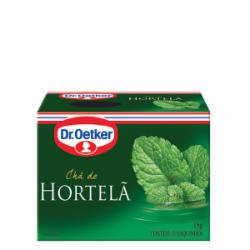 CHA DR OETKER 15G HORTELA