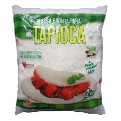 GOMA DE TAPIOCA BEIJUBOM 1KG PRONTA