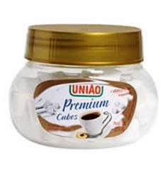 ACUCAR REFINADO UNIAO PREMIUM 250G CUBOS