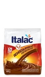 ACHOCOLATADO ITALAC EM PO SACHET 400G