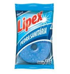 PEDRA SANITARIA LIPEX 25G