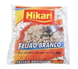 FEIJAO BRANCO HIKARI 500G