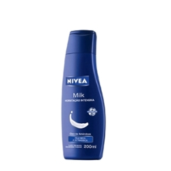 HIDRATANTE NIVEA 200ML MILK