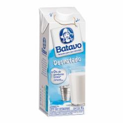 LEITE BATAVO 1LT DESNATADO