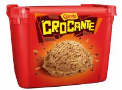 SORVETE GAROTO 1,5l CROCANTE
