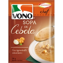 SOPA VONO CHEF 58G CEBOLA