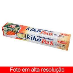 FILME TRANSP  PVC KIKO 27 X 15CM
