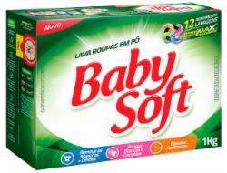 LAVA ROUPAS PO BABY SOFT CART.1K