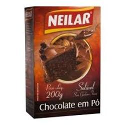 CHOCOLATE NEILAR PO 200g
