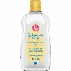 OLEO CORPORAL JOHNSONS BABY 100ML RECEN NASCIDO