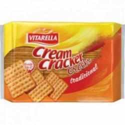 BISC. VITARELLA CR. CRACK. CROCKS 400G TRAD.
