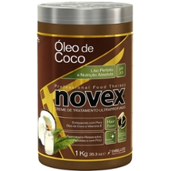 CREME TRATAMENTO NOVEX 1K NOVEX OLEO/COCO
