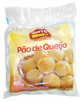 PAO DE QUEIJO SERRA MINEIRA 400g