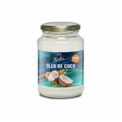 OLEO DE COCO NUTS 500ml EXTRA VIRGEM