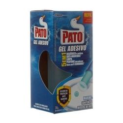 GEL ADESIVO PATO REFIL C/6 DISCOS MARINE
