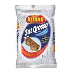 SAL GROSSO P/CHURRASCO KITANO 1KG