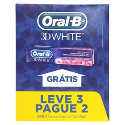 CR. DENT. ORAL-B 3D WHITE 70G LV3 PG2