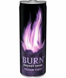ENERGETICO BURN 260ML PASSION
