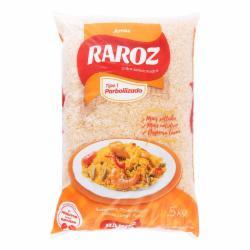 ARROZ PARBOILIZADO TIPO 1 RAROZ 5KG