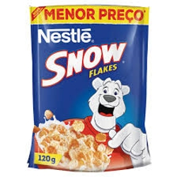 CER. SNOW FLAKES 120G MATINAL PC