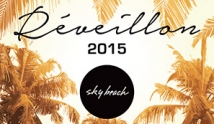 Reveillon Sky Beach 2015