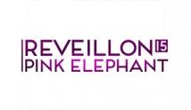 Reveillon Pink Elephant 2015