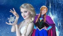 A Rainha do Gelo Frozen - The ...