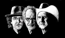 Almir Sater, Sérgio Reis e Ren...