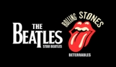 The Beatles x The Rolling Stones