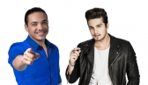 Wesley Safad�o e Luan Santana
