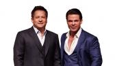 Cabar� com Leonardo e Eduardo Costa