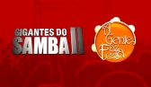 Gigantes do Samba II + A Gente Faz a Festa