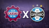 Caxias x Grêmio