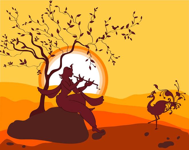 SEMANA DE MITOS: Noite de contos indianos