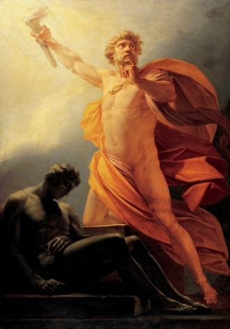 SEMANA DE MITOS: O mito de Prometeu
