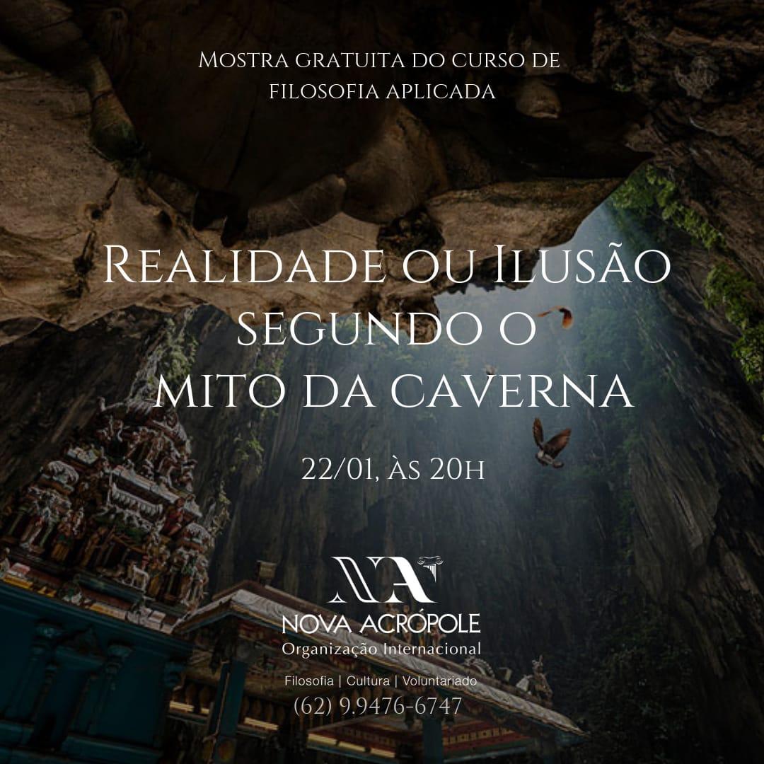 Realidade ou Ilusão segundo mito da Caverna