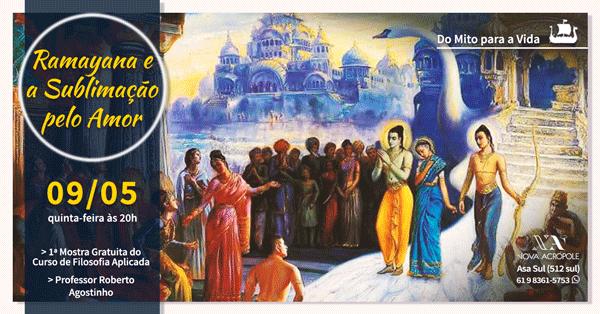 Do Mito para a Vida: Ramayana e a Sublimação pelo Amor