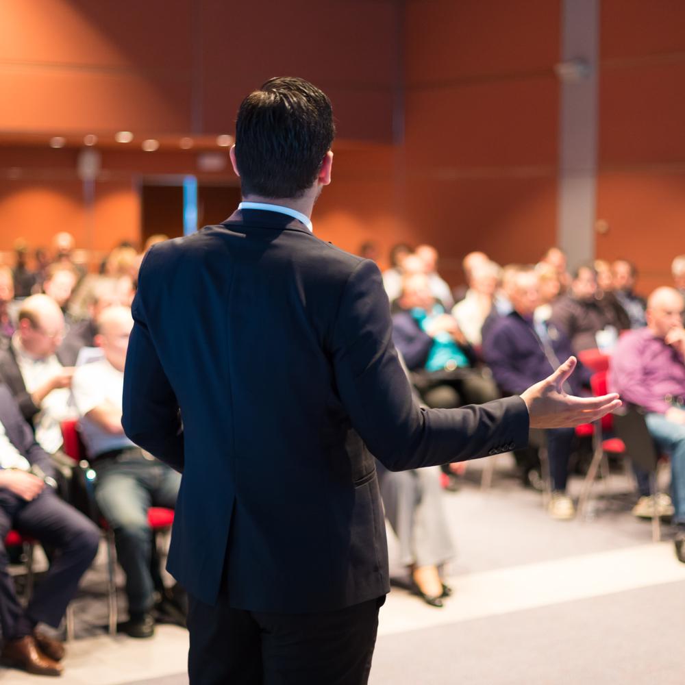 Workshop: Oratória: A arte de falar bem