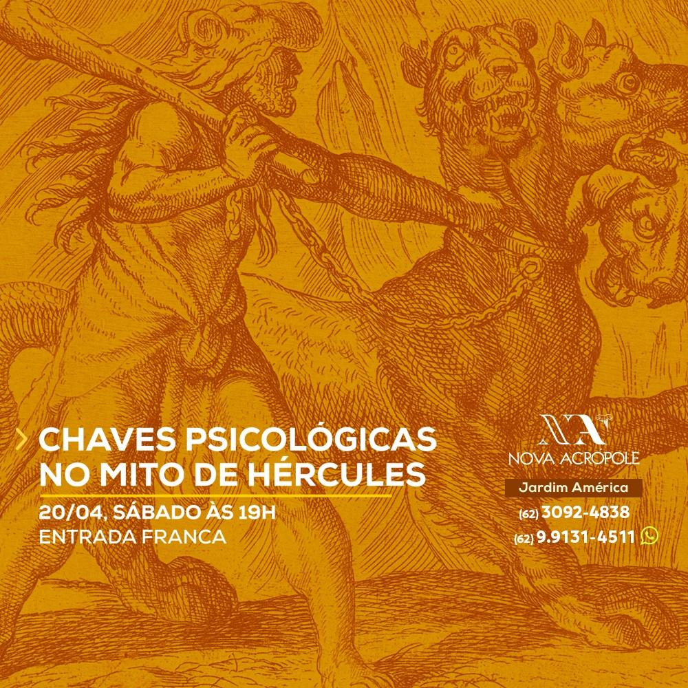 Chaves psicológicas no mito de Hércules